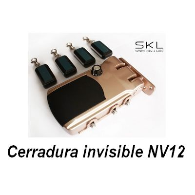 CERRADURA INVISIBLE SKL