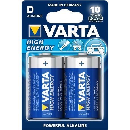 PILA VARTA LR20 HIGH ENERGY